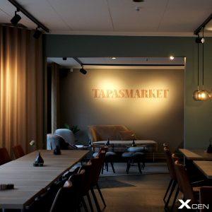 Spotlight på skena Tapasmarket värnamo